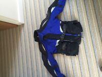 Frank Thomas men's Aqua jacket