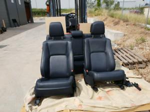 Toyota Hilux N80 SR5 leather seats