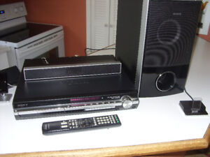 SONY HOME SURROUND SYSTEM