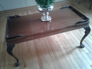 Coffee Table, 2 End @Tables