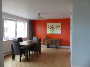 Spacious 4 1/2 in Ville-Marie near Mount-Royal and universities