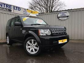 Land Rover Discovery 4 3.0SD V6 auto 2011MY GS 4X4