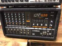 Yamaha mixer / amp