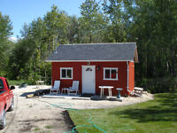 guest cabin / cottage / bunk house / shed