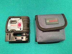 Bosch 5-Point Alignment Laser - Laser d'alignement 5 points
