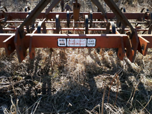 McKee Brothers 10 ft. S - to be cultivator 3 point hitch.