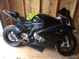 2015 s1000RR / $26000+ invested