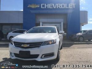 2017 Chevrolet Impala 1LT  - Certified - Bluetooth - $171.09 B/W