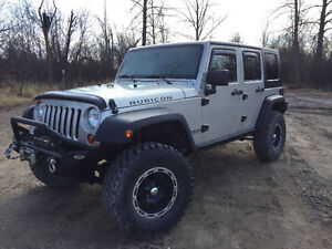 2007 Jeep Wrangler Rubicon REDUCED
