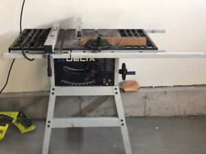 Delta Table saw 10 inch