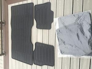 F150 Super Crew Cab Rubber Floor Mat Set
