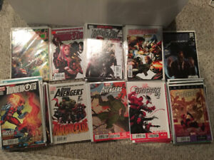 Giant Thunderbolts/Dark Avengers Collection 113-190 & more