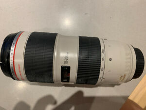 Perfect condition - Canon 70 200 2.8 IS II USM