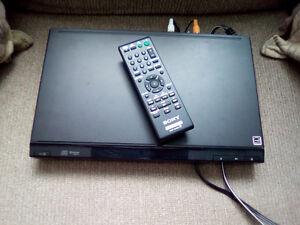 Sony DVD player