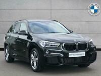 2017 BMW X1 SERIES X1 xDrive20d M Sport SUV Diesel Automatic
