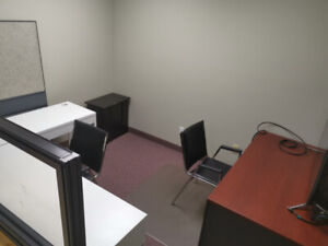 SHARED OFFICE SPACE FOR RENT MONTH TO MONTH CHEAPEST IN OSHAWA