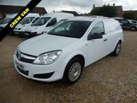 2012 12 VAUXHALL ASTRA 1.7 CDTI CLUB ECOFLEX 110 BHP WITH REAR SEAT CONVERSION D
