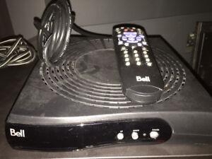 Bell cable receiver