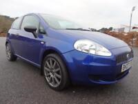 Fiat Grande Punto 1.2 Active 102,000 miles