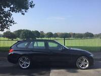 2013 13 BMW 3 SERIES 2.0 320D SPORT TOURING 5D 181 BHP DIESEL