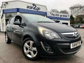 2014 Vauxhall CORSA SXI Manual Hatchback