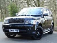 2010 10 Land Rover Range Rover Sport 3.0TD V6 auto HSE..HIGH SPEC..STUNNING !!