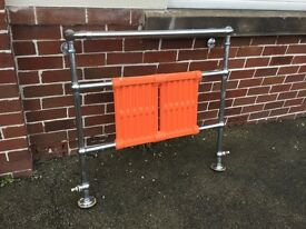 1930's towel rail
