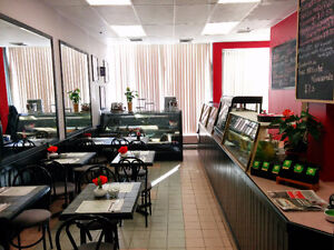 Coffee shop/bistro in office building - Dorval