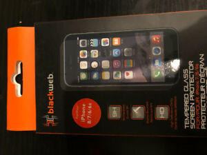 Brand new sealed Glass screen protectors for iPhone