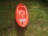 Teksport xcite 260 premium canoe