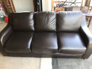 Newly purchased couches for sale