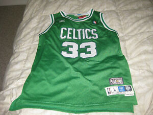 LARRY BIRD SINGLET
