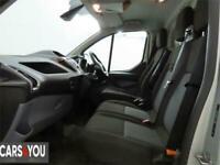 2016 Ford Transit Custom 2.2 290 TREND LR P/V 124 BHP PANEL VAN Diesel Manual