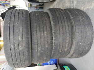 Want to sell 4  All season tires . 205 R16 60 91 H