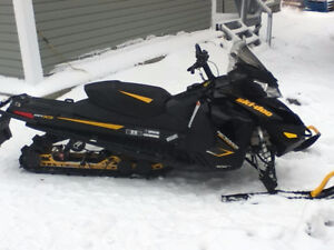 '14 renegade backcountry 800 etec for sale or trade!
