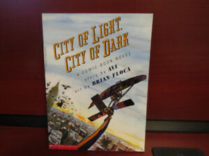 City of Light, City of Darkby Avi,  Brian Floca (illustrator)