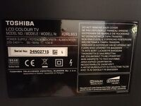 WANTED TV Base Stand for Toshiba 42RL853
