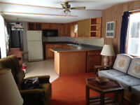 For Sale - 2 Bedroom, Winterized, Mobile Home