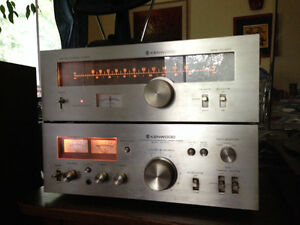 Looking for your old unwanted Kenwood Stereo