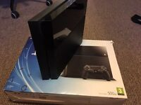 Ps4 + 4 games or swap for XBox One + games