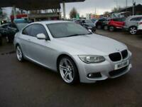 2011 BMW 3 Series 318I M SPORT Coupe Petrol Manual