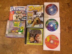 Large Collection of Kids PC Games
