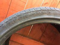 Tyre Avon 245/35/19