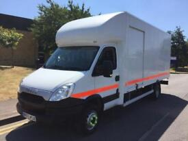 2013 Iveco Daily 70C17 Luton Box Van Side Loading Door TL Manual Luton