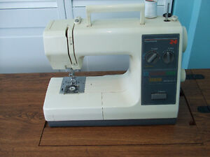 Kenmore Sewing Machine and matching Hutch