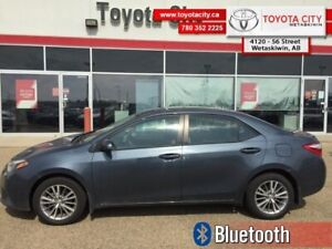 2015 Toyota Corolla CE  - Bluetooth - $116.96 B/W