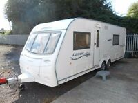 2008 Coachman Laser Twin axle One careful owner from new