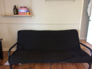 Three person futon, can be picked up downtown Halifax