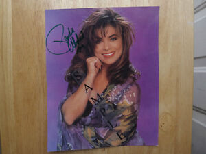 FS: Paula Abdul (Singer/Songwriter) Autographed Photo