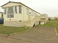 DG CH 2 bed static caravan, North Eat coast ideal for visiting the North East